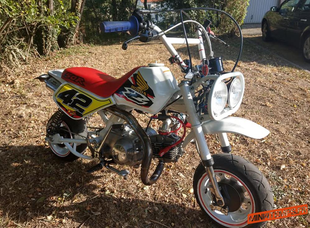 A VENDRE : Honda Monkey Baja - Mini4temps Parts