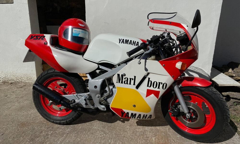 Yamaha Ysr 50 Marlboro 1986 - mini4temps.fr