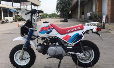 Awesome Honda Monkey Baja de 1992 - mini4temps.fr