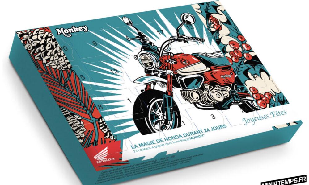 Cette année, attendez Noeël avec Honda ! - mini4temps.fr